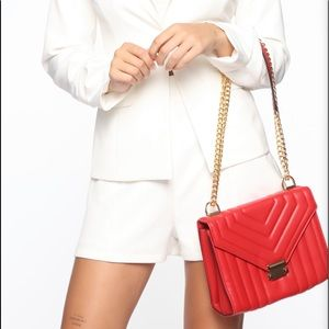 Red bag- NEW